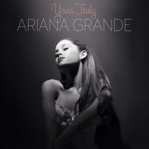 Yours Truly-Cover