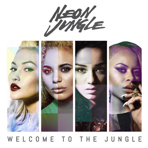 Neon-Jungle-Welcome-to-the-Jungle-2014-Album