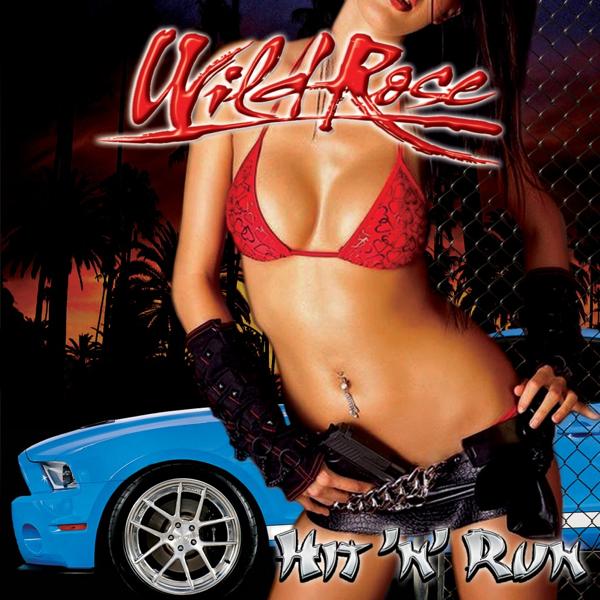 Wild Rose - Hit N Run-cover